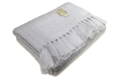 Плед 130х180 Payas от Hamam белый
