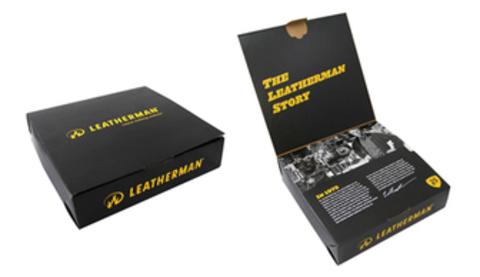 Мультитул Leatherman Squirt PS4 черный (подарочная упаковка)