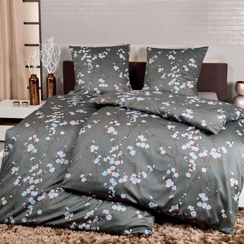 Постельное белье 1.5 спальное Janine Messina 4746 mondnebel