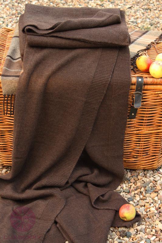 Пледы Плед 150х200 Luxberry Imperio 146 коричневый pled-imperio-146-luxberry-portugaliya-_caffe.jpg