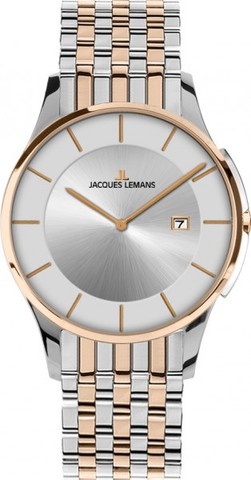 Купить Наручные часы Jacques Lemans 1-1781E по доступной цене