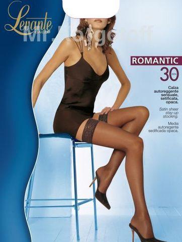 Чулки Levante Romantic 30