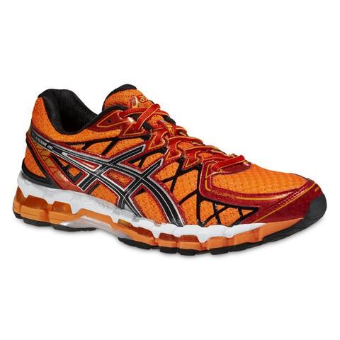 Asics Gel-Kayano 20 кроссовки для бега оранжевые