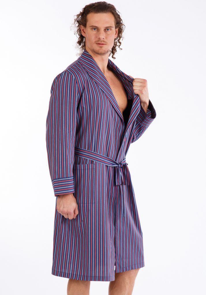 Мужской халат B&B (Мужские халаты)