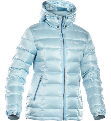 Пуховик 8848 Altitude - Trix Down Jacket Blue женский