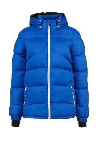 Куртка женская Craft Casual Down пуховая синяя