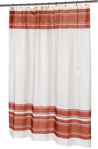 Элитная шторка для ванной Fleur 20 от Carnation Home Fashions