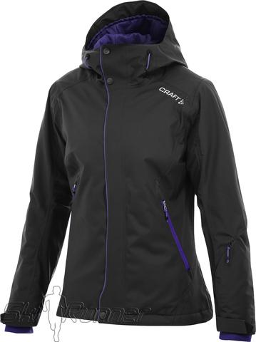 Куртка зимняя Craft Alpine Eira Black Женская