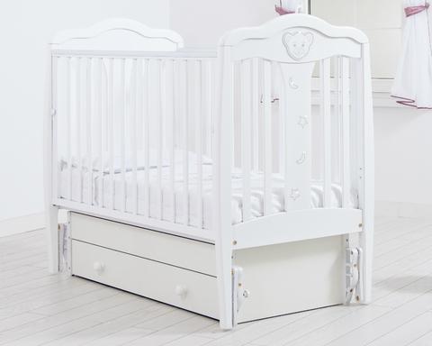 Детская кроватка Гандылян Мишель маятник универсальный