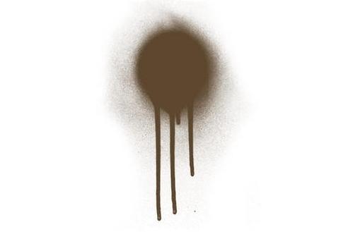043 Краска Game Air Коричневый Beasty (Beasty brown) укрывистый, 17мл