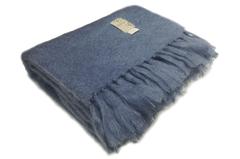 Плед 130х180 Payas от Hamam синий