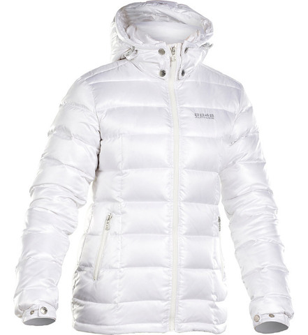 Пуховик 8848 Altitude - Trix Down Jacket White женский