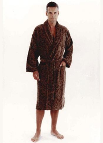 Элитный халат велюровый Parma от Carrara