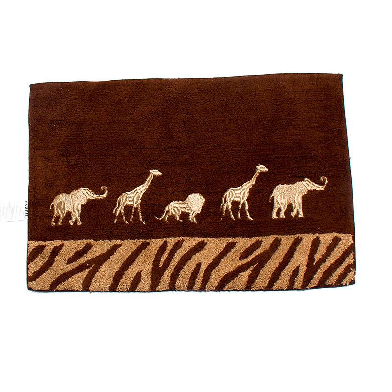 Элитный коврик для ванной Animal Parade от Avanti
