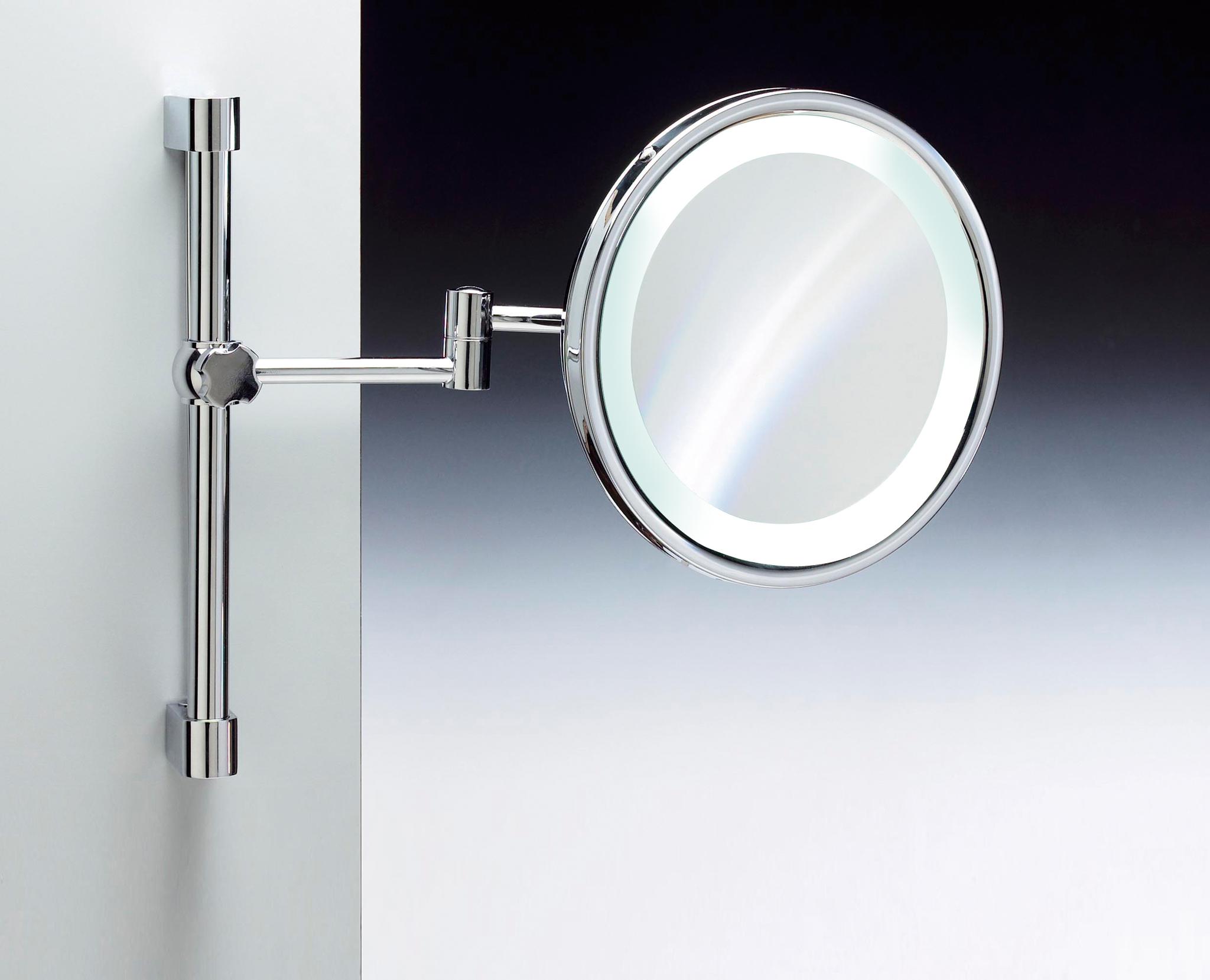 Зеркала Зеркало косметическое Windisch 99189CRO 5X elitnoe-zerkalo-kosmeticheskoe-99189-ot-windisch-ispaniya.jpg