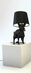 лампа  DOG table lamp