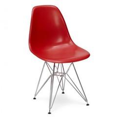 стул eams dsr  ( красный )