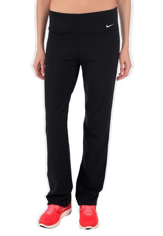 Женские спортивные брюки Nike Legend 2.0 Slim DF FT Pant (552143 010) черные фото