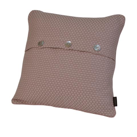Элитная подушка декоративная Fresno розовая от Casual Avenue