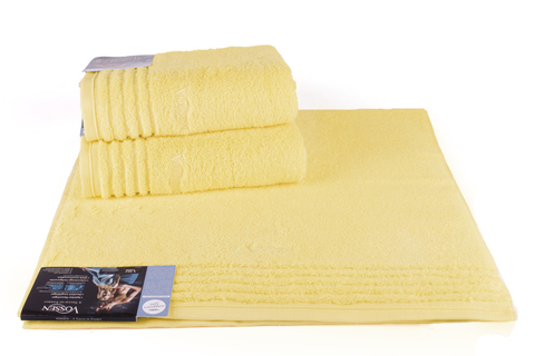Набор полотенец 2 шт Vossen Vienna Style citro
