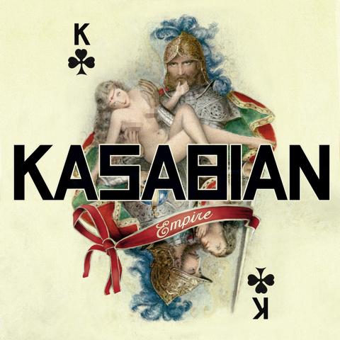 Kasabian / Empire (Single)(2x10