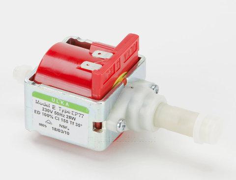 Насос помпа ULKA Ep77 28W 220V, (900cc/min_4bar)
