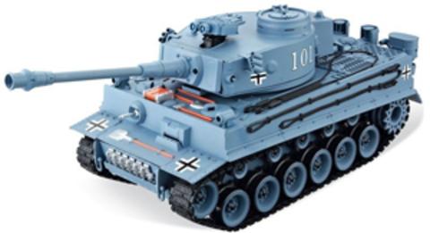 Радиоуправляемый танк HouseHold German Tiger (стрельба, звук, детализация) (1:20) (код: RTT-0012-01)