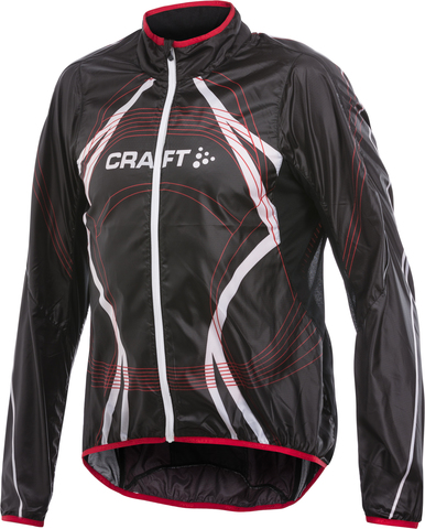 Вело Куртка Craft Performance Bike Featherlight Jacket мужская серая