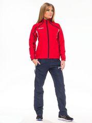 Женский спортивный костюм Asics SUIT PRETTY LADY Red (T817Z5 2650)