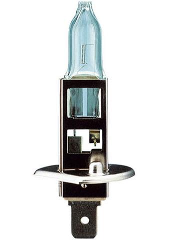 Галогенные лампы Philips H1 Blue Vision (4000K) (2шт.)