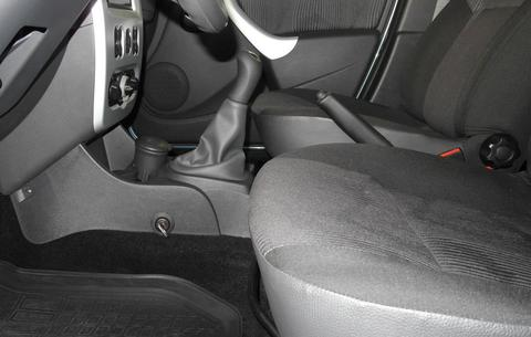 Гарант Консул 29025.L для NISSAN TERRANO /2014-/ М6 R-вперед
