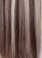 Накладка из натуральных волос Magic Strands -Оттенок 6-613-длина 38 см