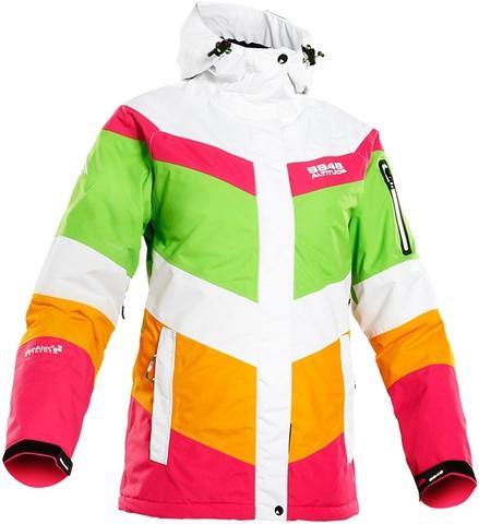 Куртка 8848 Altitude - Bevel Jacket White женская