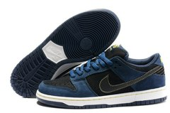 Nike Dunk Low Blue Black