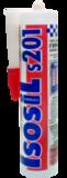 Герметик силиконовый S201 Isosil 280мл (25шт/кор)