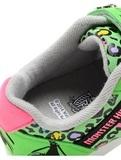 Кроссовки Монстер Хай (Monster High) на липучке для девочек, цвет зеленый. Изображение 8 из 8.
