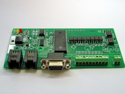Modelldepo 340014 Модуль RocoBus (аналог модуля Roco 10785