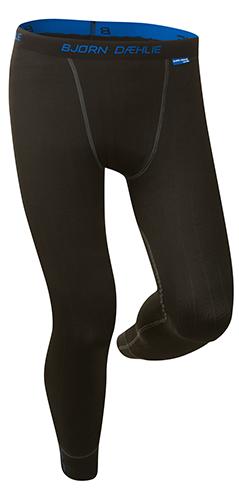 Мужские терморейтузы Bjorn Daehlie Pants Pure Black (320267 99900)