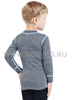 Футболка Norveg Soft детская с длинным рукавом