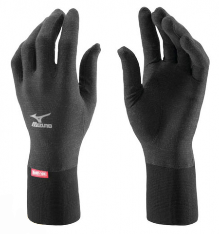 Перчатки для бега Mizuno Breath Thermo Light Weight Glove