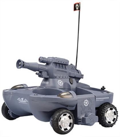 Радиоуправляемый танк-амфибия YED Amphibious Chariot (код: 24883А)