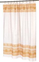 Элитная шторка для ванной Fleur 02 от Carnation Home Fashions