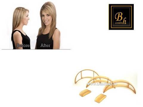 Накладки для придания объема-оттенок Блонд