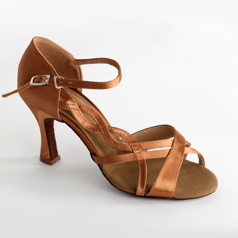 Туфли для латины арт.S289dt7