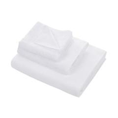 Набор полотенец 2 шт Roberto Cavalli Zebrona белый