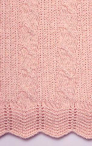 Плед детский 75х100 Luxberry Imperio 93 розовый