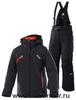 Горнолыжный костюм детский 8848 Altitude Troy Black Galaxy