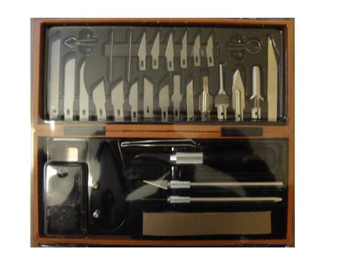 Набор прецизионных ножей UniPro U-790 35 предметов