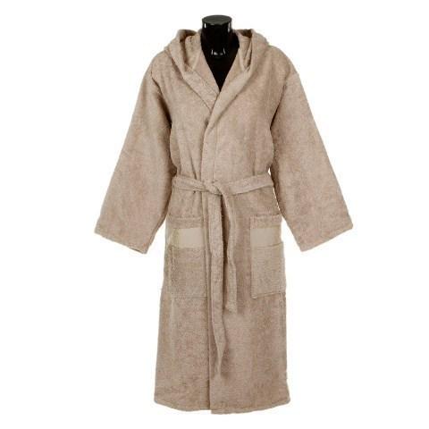 Элитный халат махровый Araldico бежевый от Roberto Cavalli
