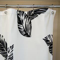 Элитная шторка для ванной Santorini Negro от Arti-Deco